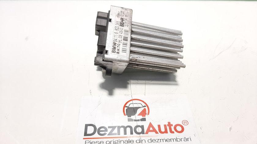 Releu ventilator bord, Bmw X3 (E83) [Fabr 2003-2009] 2.0 D, 6920365 (id:446404)