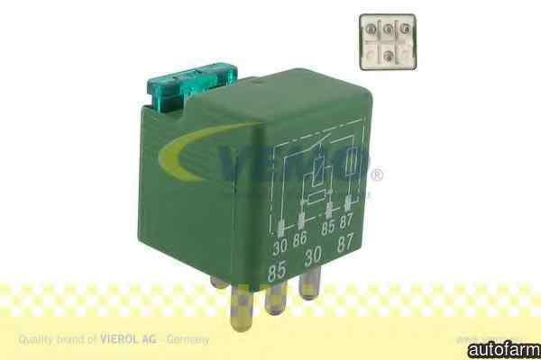 Releu ventilator habitaclu MERCEDES-BENZ E-CLASS combi S124 VEMO V30-71-0038