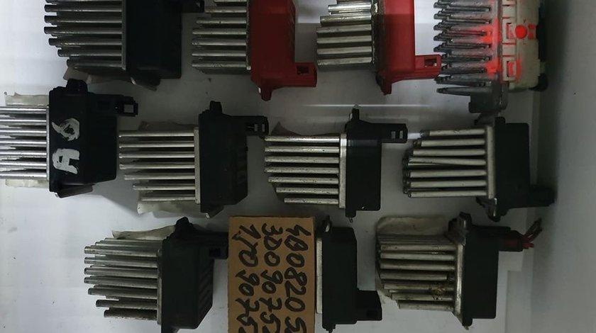 Releu ventilator original cod 4B0820521 Audi A6 4B, C5 1997-2005, 2.5 tdi, 155cp, 114kw
