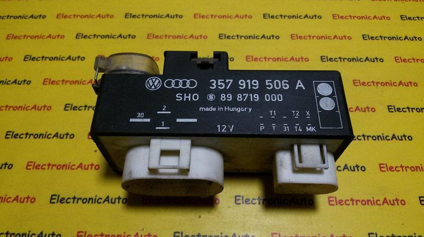 Releu ventilator VW Golf 3 1.9 TDI 1997 357919506A