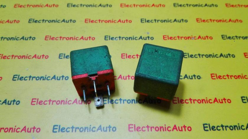 Releu verde Bitron PA66GF30, PA66-GF30