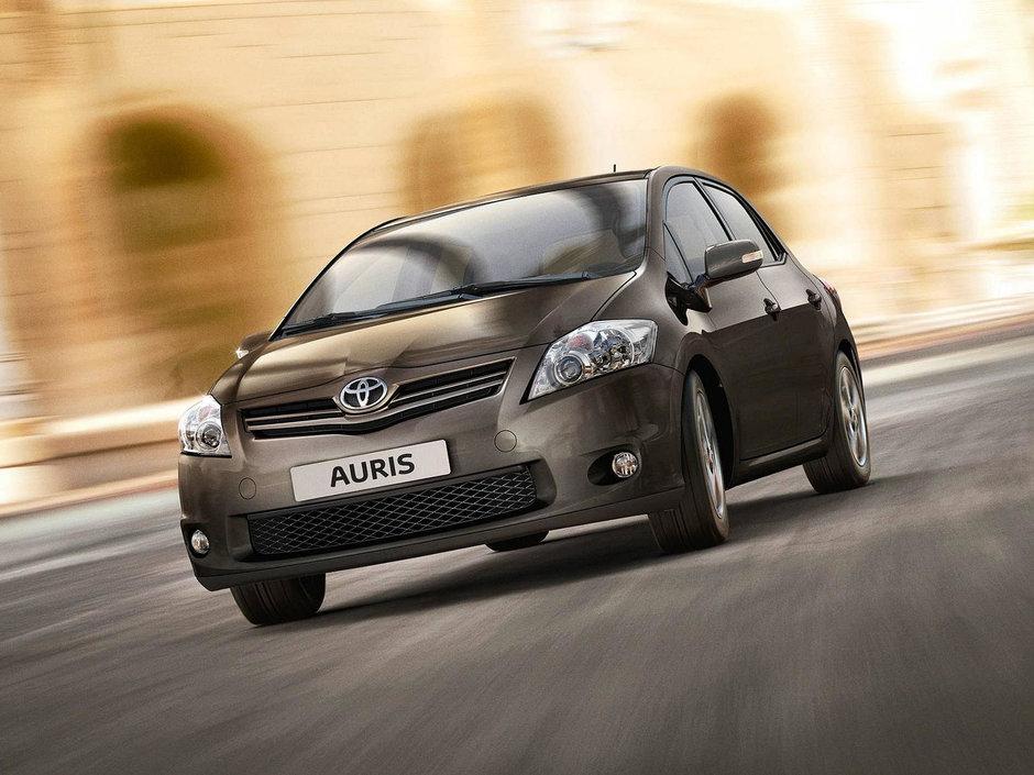 REMAT 2012: super-oferte de la Toyota, prin programul Rabla