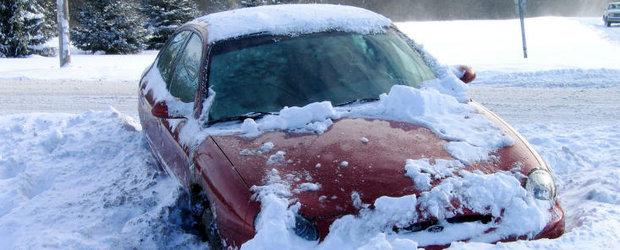 Reminder: AI GRIJA! Ce ti se poate strica la masina in sezonul rece?