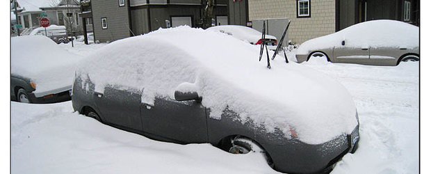 Reminder in prag de iarna - Pregateste-ti masina de iarna de la A la Z