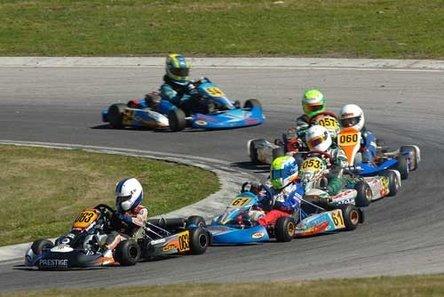Reminder: Karting, campionat national, 8-9 Mai, Amckart Bucuresti