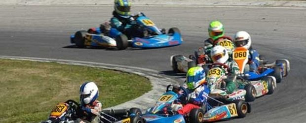 Reminder: Karting, campionat national, 8-9 Mai, Amckart Bucuresti