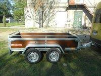 Remorca auto 1300 kg Boro Bork dimensiune245x132 cm