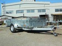 Remorca auto Boro Majster 1300 kg dimensiune 3000x1500 mm