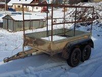 Remorca Bateson 2 axe capacitate 750 kg
