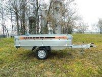 Remorca platforma 1300 kg dimensiune 250x150 cm