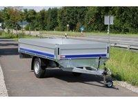 Remorca platforma Boro Eurolight 1300 kg dimensiune 310x160 cm