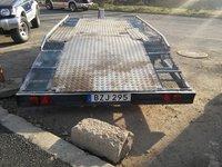 remorca tractari masini 999 euro 2 tone