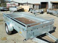 Remorca utilitara Boro Majster 1500 kg