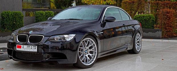 Renasterea unei legende: Leib Engineering supraalimenteaza vechiul BMW M3