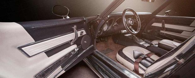 Renasterea unei legende: Vilner readuce la viata iconicul Corvette Stingray
