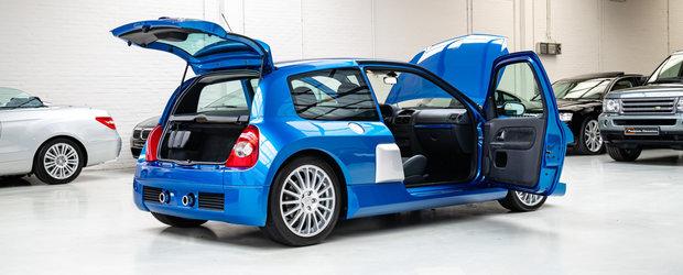 Renault a construit in total numai 1309 masini. Una este acum de vanzare