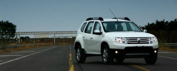 Renault a lansat Duster pe piata din India