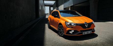 Renault a lansat oficial noul Megane RS. Hot-hatch-ul francez are un motor de 1.8 litri si mai putini cai decat se credea