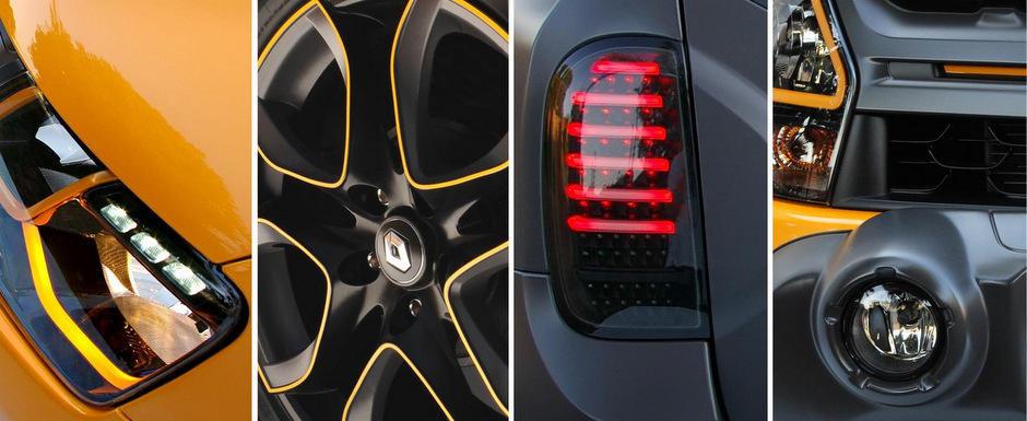 Renault anunta un concept bazat pe noua Dacia Duster Facelift