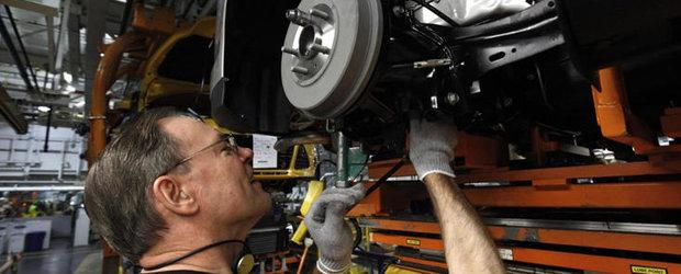 Renault are probleme in Coreea de Sud - 800 de angajati vor fi pensionati la cerere!