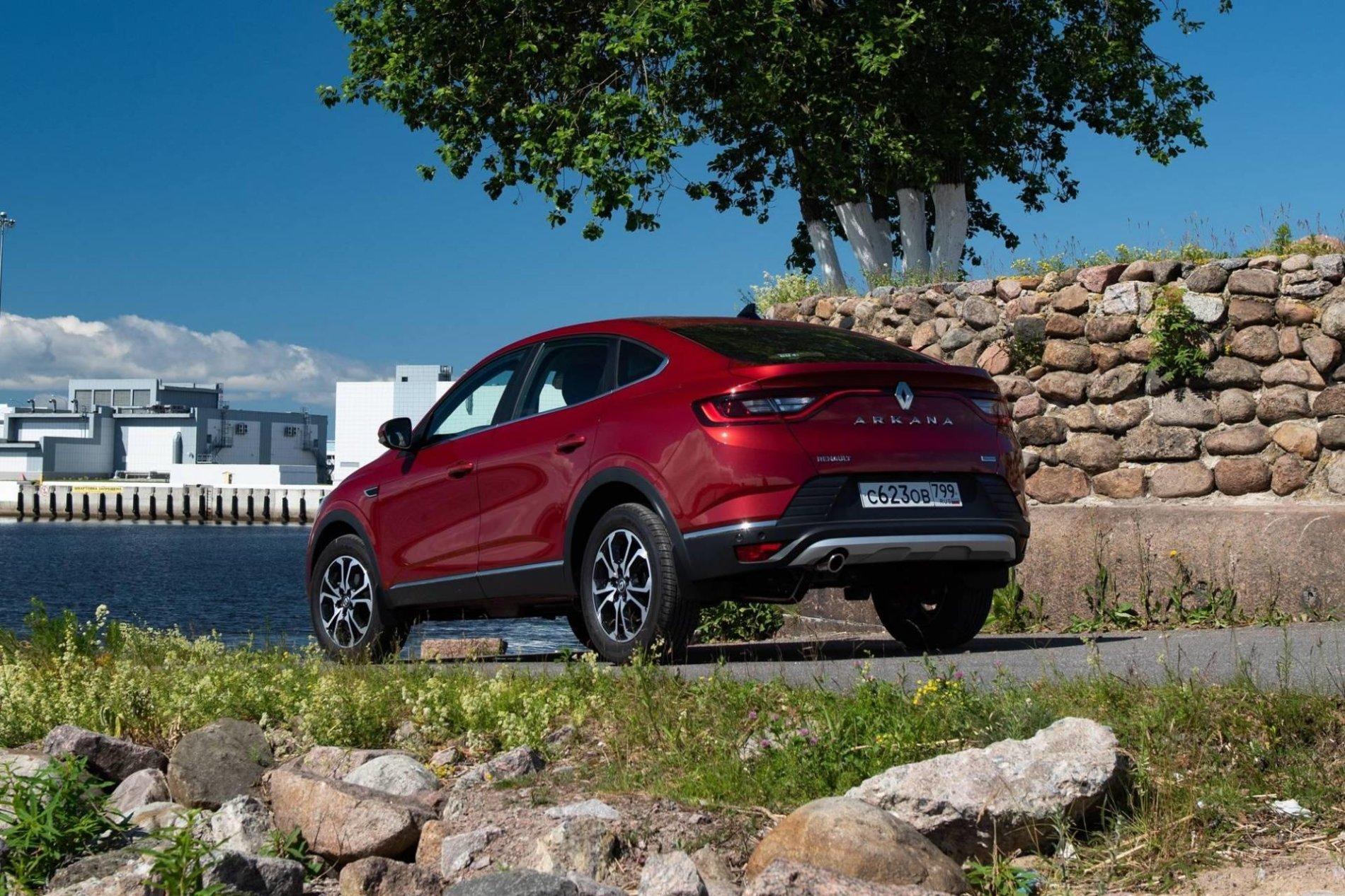 Renault Arkana - Galerie Foto - Renault Arkana - Galerie Foto