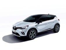 Renault Captur E-Tech Plug in