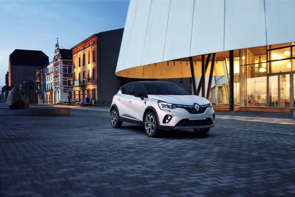 Renault Captur E-Tech Plug in