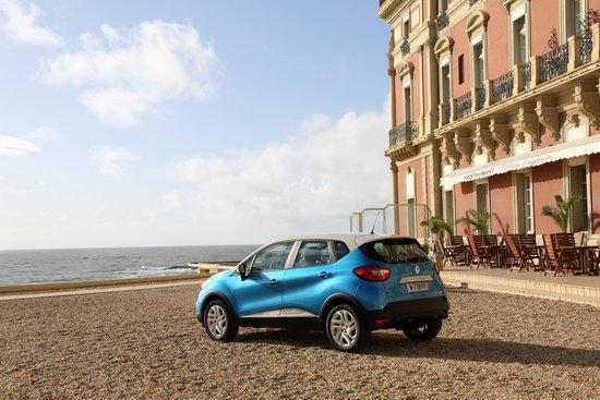 Renault Captur - Galerie Foto