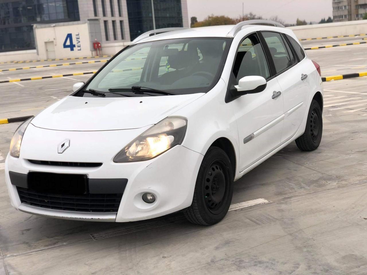 Renault Clio 1,5dci 2011