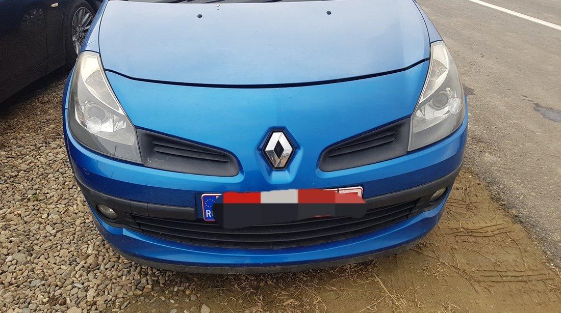 Renault Clio 3 Albastru 1.5 dci 106cp siemens 2008