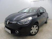 Renault Clio Estate Expression 1.5 dCi 90 CP M5 Start&Stop Keyless Go 2013