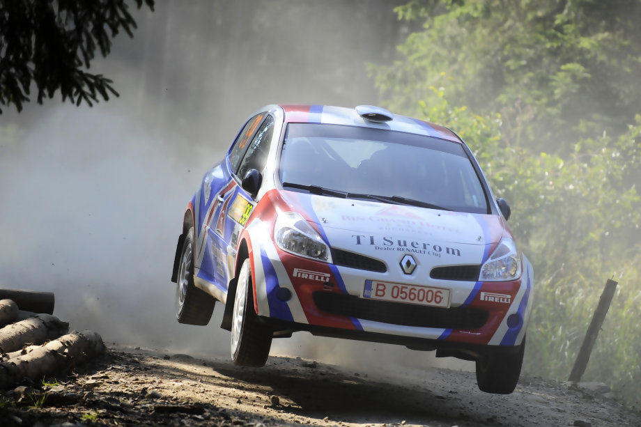 Renault Clio R3 Maxi Evo 2009 - Debut in forta! - Renault Clio R3 Maxi Evo 2009 - Debut in forta!