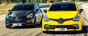 Acum vine tunat din fabrica. Renault lanseaza noile accesorii RS Performance pentru actualul Clio RS