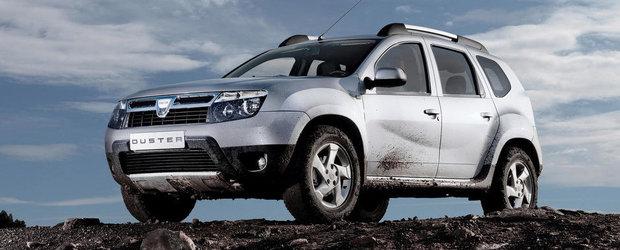 Renault confirma: Noua Dacia Duster debuteaza la Frankfurt Motor Show