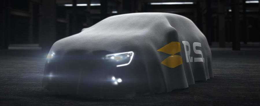 "Renault confirma: ""Noul Megane RS va fi mai puternic si mai rafinat ca niciodata"""