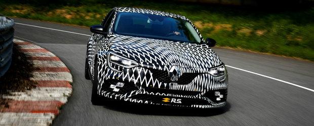 Renault confirma: noul Megane RS va fi prezentat in premiera la Monaco