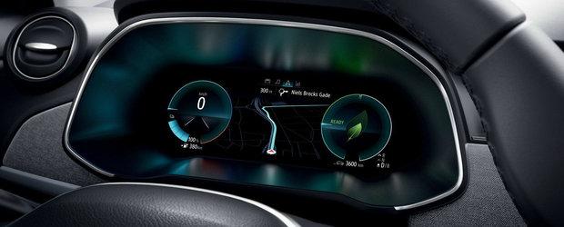 Renault continua ofensiva electrica. Noua generatie ZOE lansata cu autonomie de pana la 390 de km