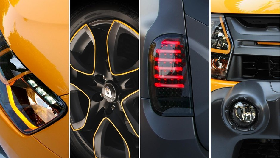 Renault Duster Detour Concept - Teaser