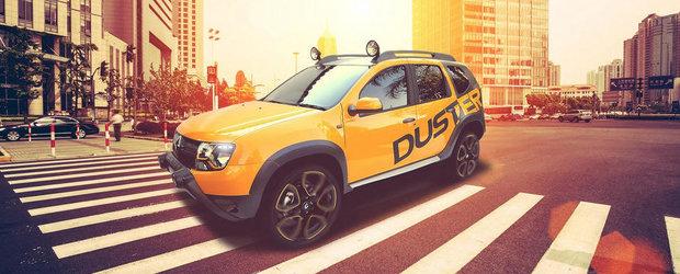 Renault Duster Detour - Desprins din Mad Max, inspirat de Terminator