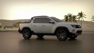 Renault Duster Oroch Concept - Video Oficial