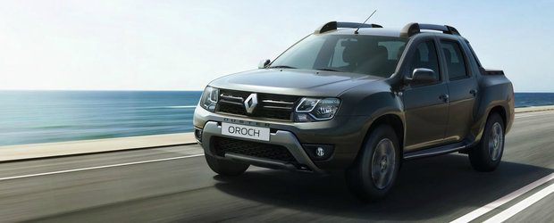 Renault Duster Oroch, lansat oficial in Argentina, masina pe care nu o vom conduce