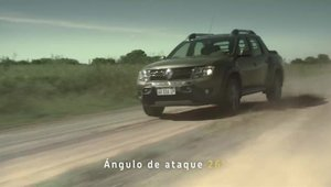 Renault Duster Oroch - Promo lung