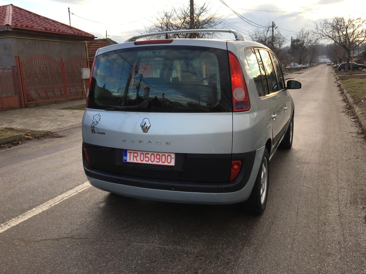 Renault Espace 1,9 diesel 2004