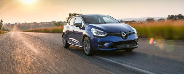 """Renault face un mare pas inainte: """"Noul Clio va avea o versiune hibrida si functii autonome!"""""""