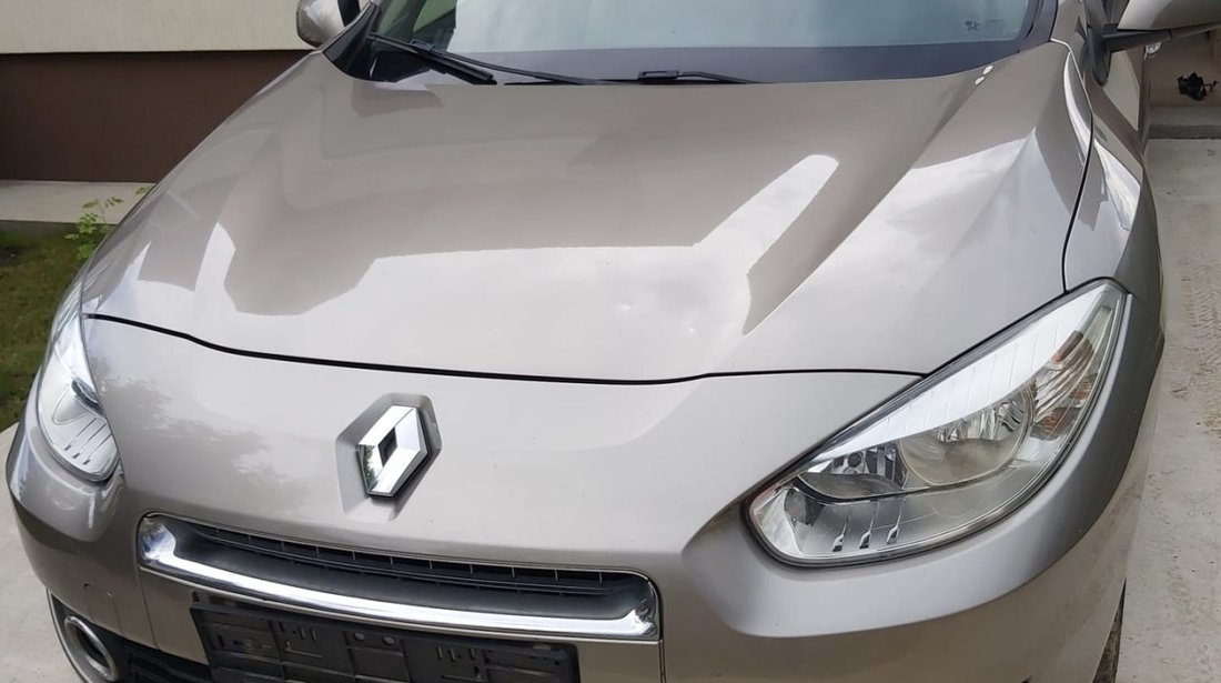 Renault Fluence 1.5 DCI 2011