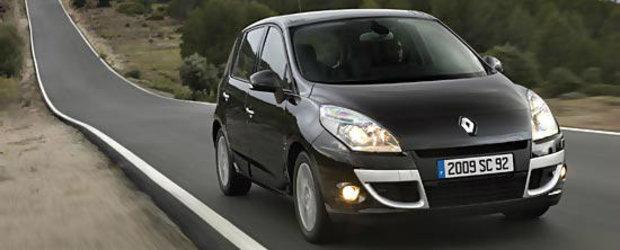 Renault isi restrange operatiunile din Marea Britanie