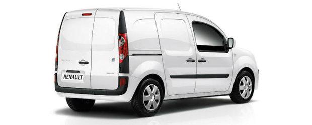 Renault Kangoo Z.E. a fost ales