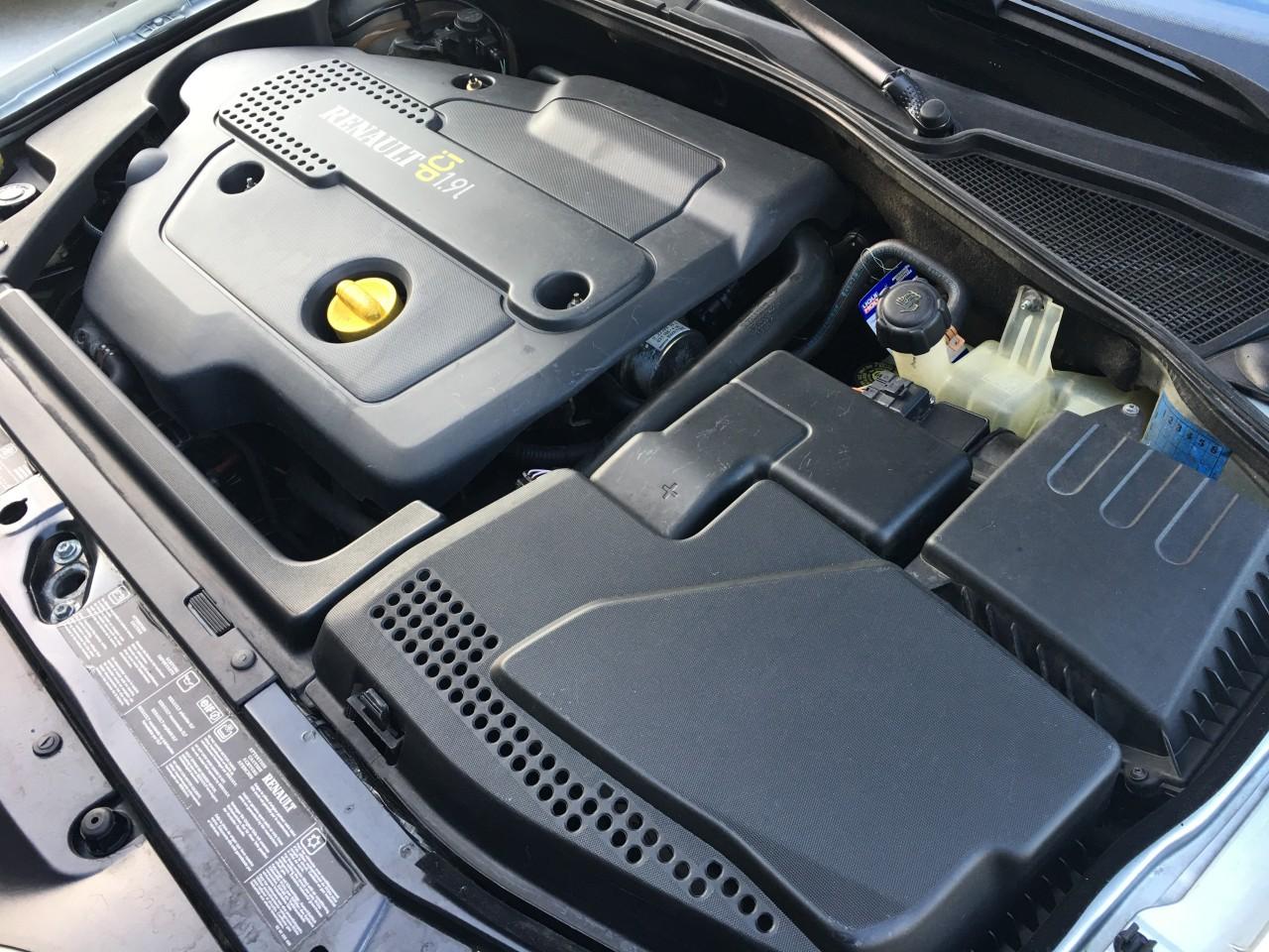 Renault Laguna 1.9 D 2003