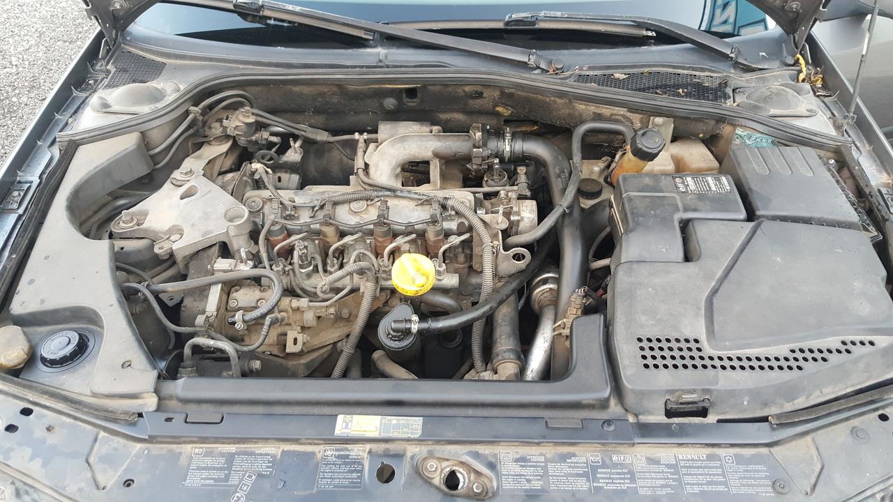 Renault Laguna 1,9 dci 2002