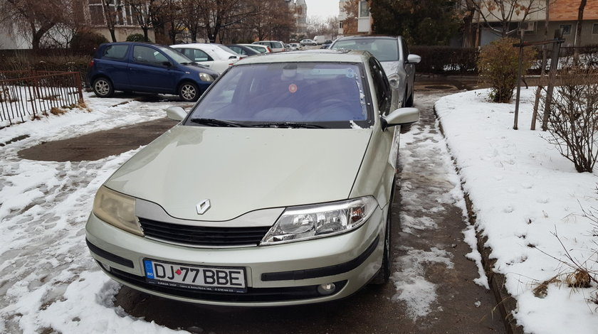 Renault Laguna 1,9 dci 2003